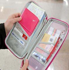 Produtos de viagem no AliExpress - carteira de viagem