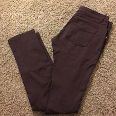 Jeggins Dark brown Jeggins really soft material very classy look Jeans Skinny