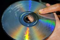 How to fix a damaged DVD
