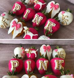 Victoria Secret Pink Birthday Party Ideas - Craft and Beauty 13 Birthday Cake, Pink Birthday, 23rd Birthday, Chocolate Covered Fruit, Chocolate Strawberries, Covered Strawberries, Sleepover Birthday Parties, Birthday Party For Teens, Birthday Ideas