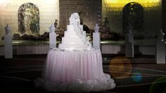 Wedding cake alla Fontana di Venere