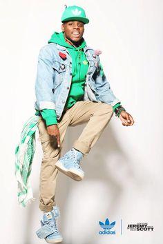 Jeremy Scott, #Adidas Originals