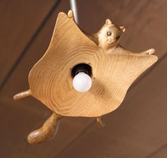 日本艺术家若野忍的木艺作品  Baden Baden