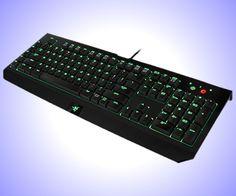 #Razer Blackwidow Mechanical #Keyboard