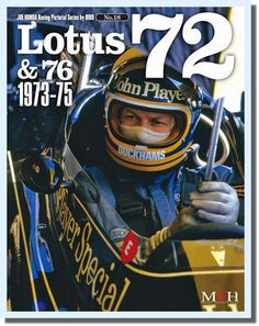This book is a very rare item! Ronnie Peterson Emerson Fittipaldi GP Lotus F1 Photograph Photo JPS Rare Japan #f1