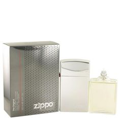 Zippo Original by Zippo Eau De Toilette Spray Refillable 3.4 oz. Make an affluent and sophisticated statement by wearing a fragrance as elegant and refined as you: Zippo Original. Released in 2010 by Zippo Fragrances, this scent is destined to become a legendary force with fans of the Zippo lighter, and it is packaged in a lighter-shaped bottle to add to the fun of applying it. Opening notes of bergamot and violet leaf give way to a spicy heart of clary sage and pepper that dries down to a…