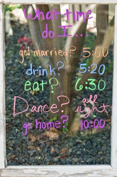 Is four hours long enough for a reception? | Offbeat Bride --> good tips!! could be relevant for our venue if we don't want to push the ceremony time too early...