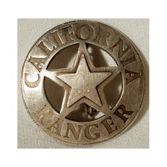 VINTAGE TEXAS LAWMAN BADGES | ... Badges & Western Lawman Badges | Sheriff & Texas Rangers Badges