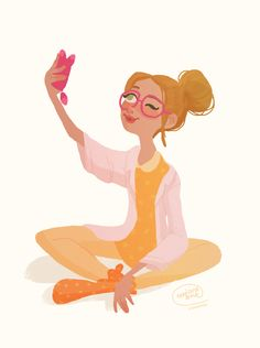 Selfie! | Honey Lemon | Big Hero 6 | Disney