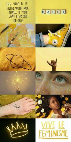 Harry Potter - Hufflepuff aesthetic