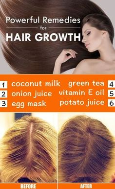 e-Buddhism: The Most Effective Home Remedies For Hair Growth
