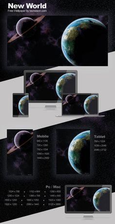 New World by BionVision.deviantart.com on @DeviantArt