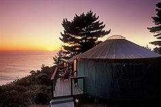 A CUP OF JO: Travel fantasy: Yurts