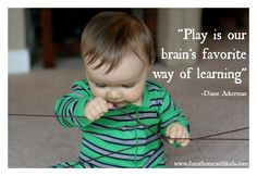 Ten inspiring quotes about the importance of play. Description from pinterest.com. I searched for this on bing.com/images