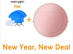 2-in-1-ILIFE-V7S-Smart-Robot-Vacuum-Cleaner-Cleaning-Mop-and-Dry-All-Kinds-Floor