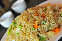 Chinese Fried Rice | Vegan Nook - Vegan and vegetarian recipes and products