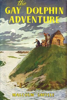 he Gay Dolphin Adventure by Malcolm Saville Dolphins, Childrens Books, My Books, Nostalgia, Gay, Childhood, Adventure, Comics, Retro