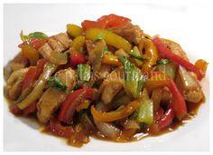Kung Pao Chicken, Ratatouille, Macaroni, Favorite Recipes, Beef, Ethnic Recipes, Saveur, Genre, Food