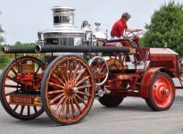 History comes alive. This weekend Owlshead Transportation Museum is starting up and driving every vehicle they can.