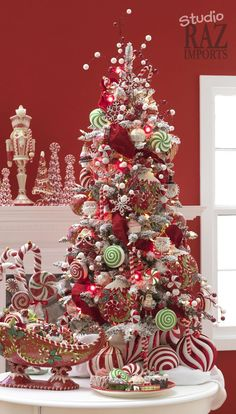 60 gorgeously decorated christmas trees from raz imports u2014 style estate