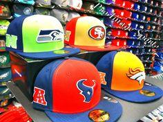 NFL New Era fitteds
