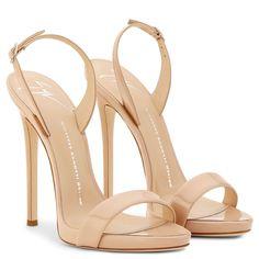 Sophie - Sandals - Pink | Giuseppe Zanotti ® #luxurymoda #giuseppezanottiheelswedding