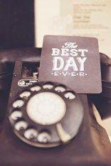 C&R_033 Vintage Wedding Photography, Landline Phone, My Favorite Things, Day