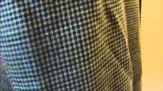 Ralph Lauren Tweed Houndstooth Wool Blazer Sport Coat Jacket - YouTube