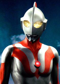 If Tokusatsu was religion, Ultraman would be Jesus