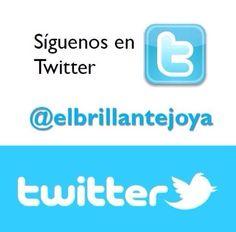 Empieza a seguirnos y conoce más sobre tendencias, productos y ofertas que  #ElBrillanteJoyas tiene para tí! Unéte y se parte de nuestra comunidad en Twitter @ElBrillantejoya