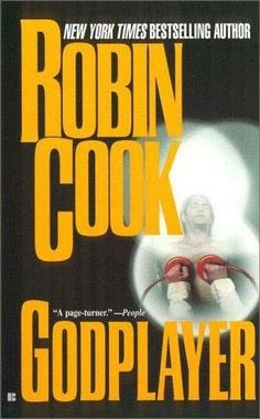 book cover of Godplayer