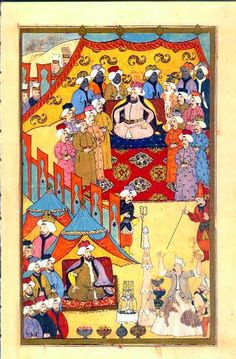 Middle Eastern Clothing, Turkish Art, Modern Pictures, Persian, Miniatures, Fine Art, Quilts, Miniature Paintings, Surnames