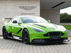 This UK Dealer Has TWO Aston Martin Vantage GT12's For Sale
