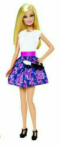 ❤ Barbie Fashionista Dolls, Barbie Dolls, Barbie Collector, Frocks, Aurora Sleeping Beauty, Summer Dresses, Disney Princess, Barbie Style, Pretty
