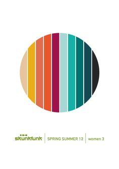 Skunkfunk SS12 Women Color Group 3
