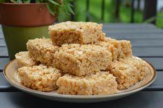 Easy Healthy Kitchen: Peanut Butter Treats