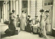 Les Createurs de La Mode 1910 - 27 - Les Mannequins