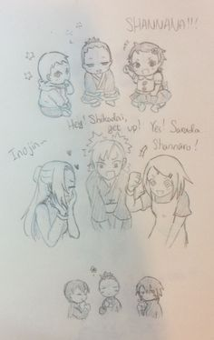 Babies Inojin, Shikadai and Sarada being cute! Mama's Ino, Temari and Sakura… shikadai is so Shikamaru Inojin, Shikadai, Naruto Cute, Sarada Uchiha, Naruto Shippuden Anime, Shikatema, Naruhina, Geeks, Naruto New Generation