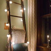 22 ways to decorate with string lights for the coolest bedroom auras room decor and blanket. Black Bedroom Furniture Sets. Home Design Ideas