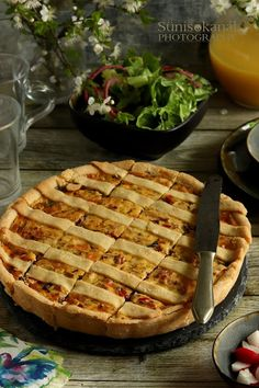 Apple Pie, Quiche, Waffles, Pizza, Breakfast, Food, Recipes, Pie, Morning Coffee
