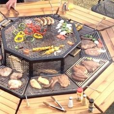 Top Pick: Spectacular Grill-Table #bestofweek