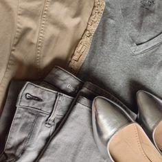 Instagram @headedoutthedoor #ootd | #targetstyle t-shirt | #jcrew blazer | #gap jeans | #oldnavy flats #Padgram