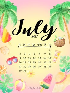 July-2017-Calendar-iPad-ver2-by-KellySugarCrafts.jpg 1 504 × 2 000 pixels