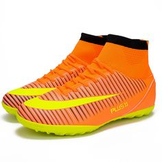 Brand New Men's DMX Football Boots 2017 Breathable Soccer Shoes Men Football Sneakers Soccer Boots Outdoor Training Shoes WDA163 #Affiliate