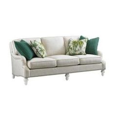 Lexington Home Brands offers a wide array of upscale home furnishings and furniture from Lexington and Tommy Bahama. Outdoor Sofa, Outdoor Furniture, Custom Sofa, Custom Fabric, Lexington Home, Sofa Home, Tommy Bahama, Leather Sofa, Home Furnishings