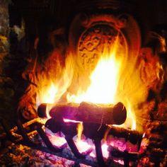 Fire ! dans le grand office du chateau de @LaMontchevalleraie