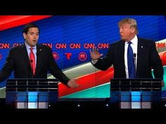 Tonight, both Marco Rubio and Ted Cruz proved that Donald Trump can't win a true street fight. Sure, he can stand tall when other candidates shrink away, but when they choose to fight -- to go toe-to-toe with the king, Trump can't win.