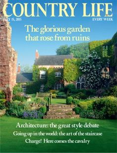 Advertise with Country Life - Country Life Country Life Property, Country Life Magazine, British Royal Families, Display Advertising, Digital Magazine, British Royals, Magazines, Gourmet Meals, Architecture