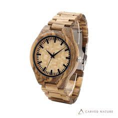 BOBO BIRD Zebra Bamboo Wooden Watches Mens Luxury Brand Japan Movement Quartz Clock All Wood Wristwatch relogio masculino Big Ben, Mens Luxury Brands, Fashion Hashtags, Fashion Websites, Wooden Watches For Men, Seiko Watches, Analog Watches, Watch Brands, Wood Watch