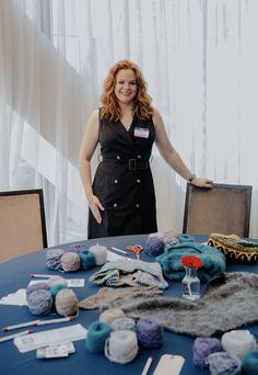 Yarn tasting of M1 Yarns at Stitch Up Chicago Yarns, Indie, Chicago, Stitch, Vintage, Style, Fashion, Swag, Moda